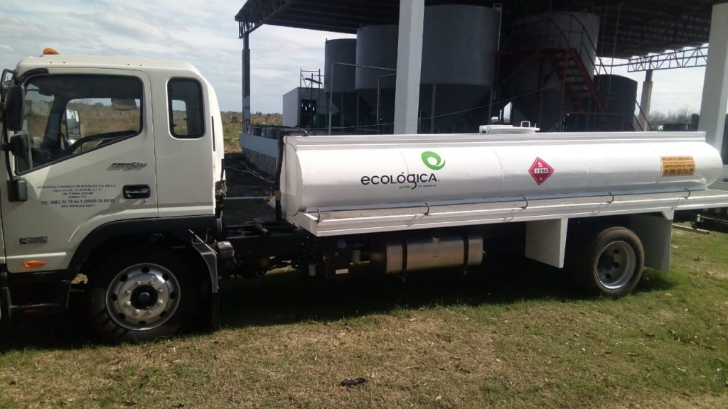 ecologica camion recolector 2
